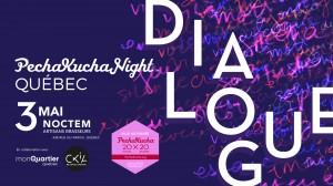 Les Soirées PechaKucha sont de retour le 3 mai 19 h 30 chez Noctem Artisans Brasseurs