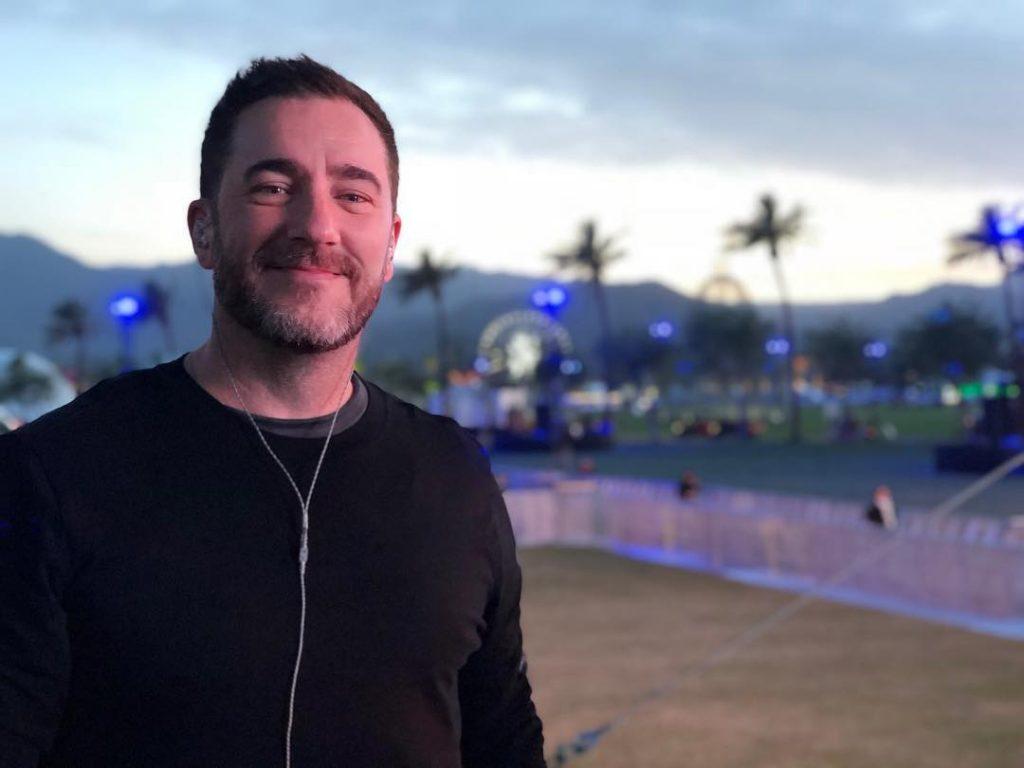 Marco Grenier à Coachella